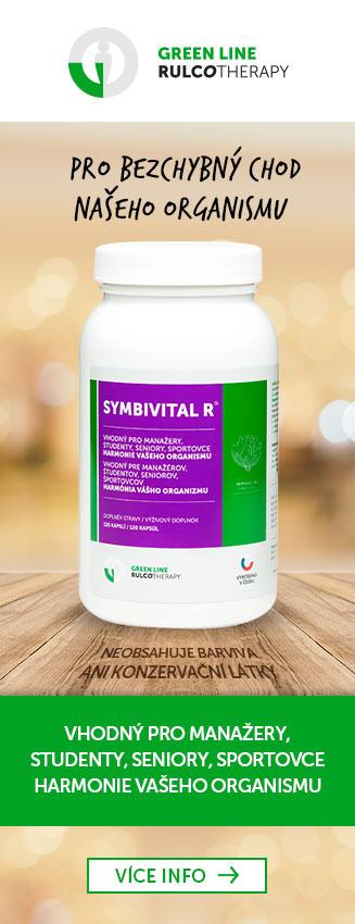 Symbivital R<sup>®</sup> pro bezchybný chod našeho organismu